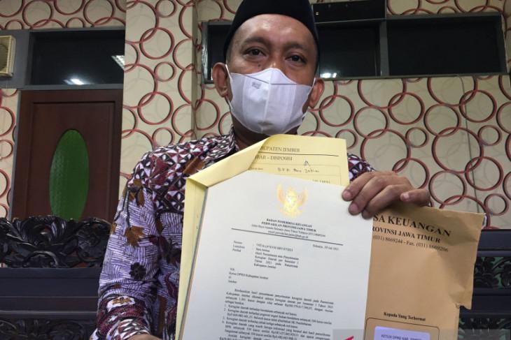 Bupati Jember diminta laporkan hasil audit BPK soal temuan kerugian Rp200 miliar