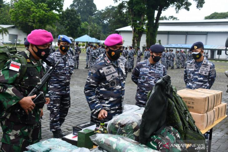 Lantamal Ambon kirim 19 personel amankan pulau terluar di Maluku jaga kedaulatan NKRI