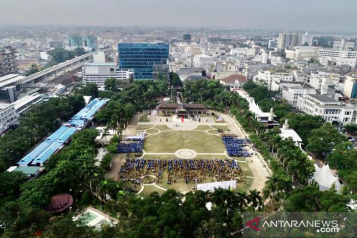 Bapedda: Revitalisasi Lapangan Merdeka usung  konsep ruang kota sejarah