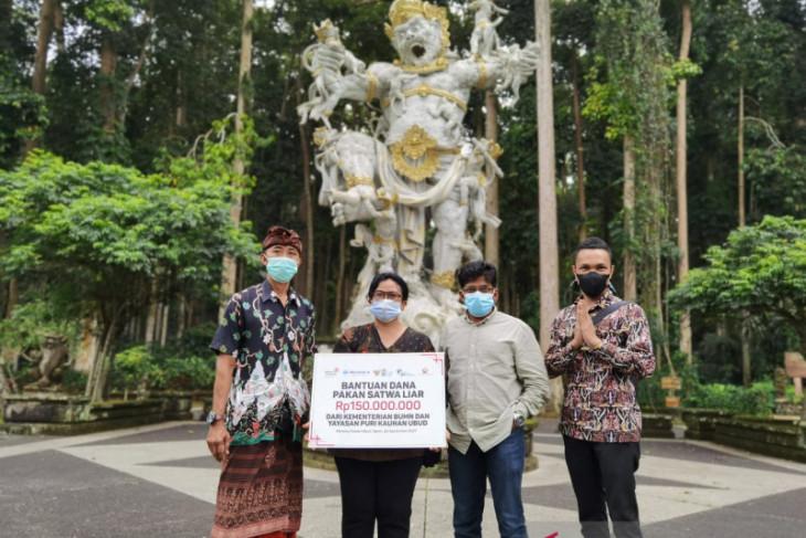 Tiga destinasi wisata di Bali terima bantuan Kementerian BUMN