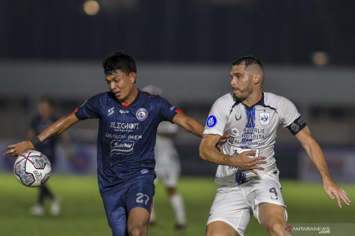 Liga 1: Arema belum juga rasakan kemenangan usai ditahan PSIS tanpa gol