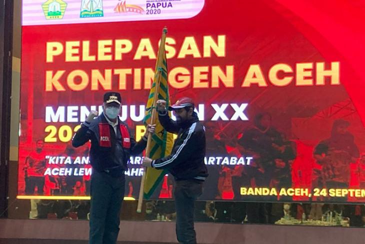 Gubernur Aceh minta atlet maksimalkan potensi raih emas PON XX