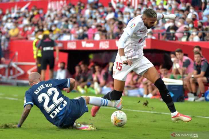 Sevilla  bekuk Espanyol