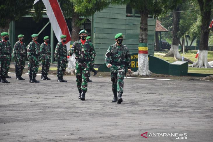 Kodam Brawijaya gembleng 99 calon prajurit bintara