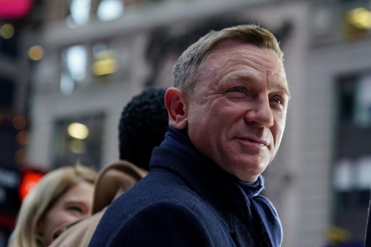 Aktor Daniel Craig ucapkan selamat tinggal kepada James Bond