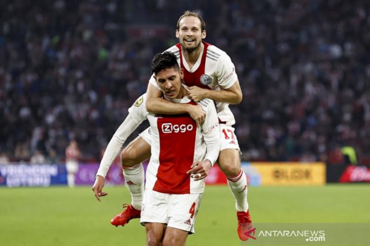 Liga Belanda: Ajax mantapkan posisi puncak selepas gilas Groningen