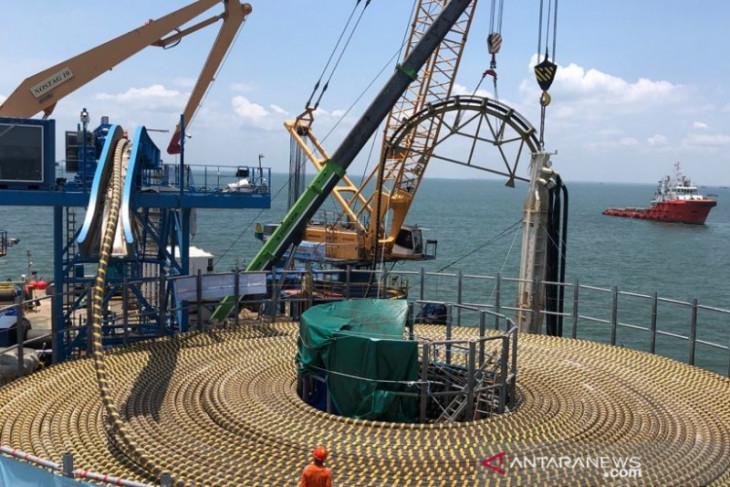 PLN rampungkan kabel listrik bawah laut Sumatera-Bangka akhir 2021