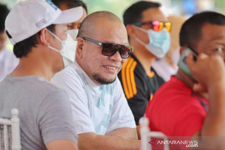 Ketua DPD RI minta TNI perkuat sistem keamanan laut