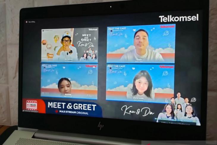 Telkomsel gelar Meet & Greet bersama pelanggan Pamasuka dan rilis Film 'Kau dan Dia'