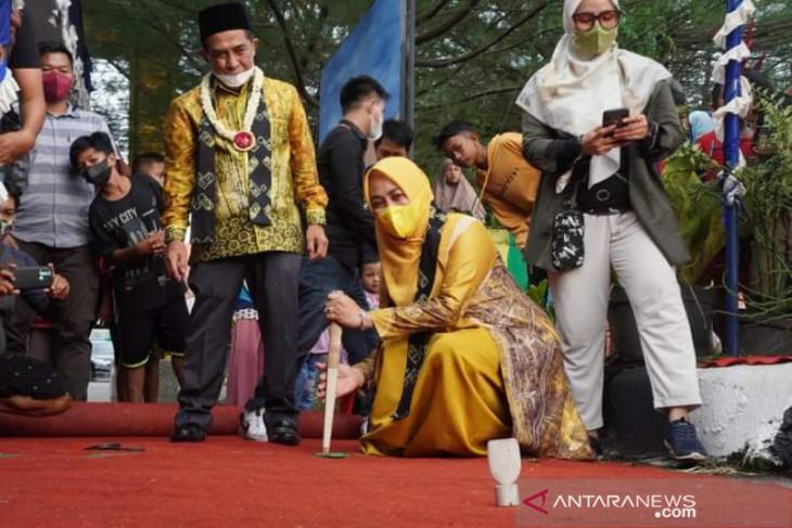 Kampung bermain tradisi di Banjarmasin terus bertambah