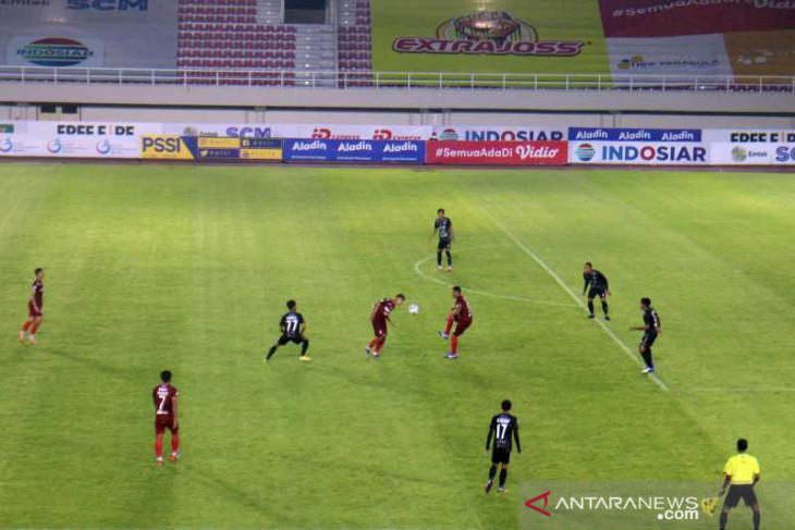 Pembukaan Liga 2, Persis Solo ungguli PSG Pati 2-0
