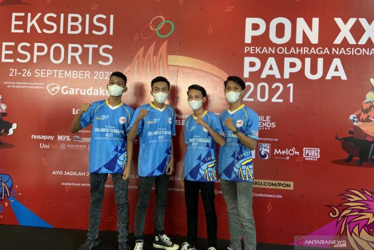 Ini peraih emas ekshibisi esport Free Fire PON Papua