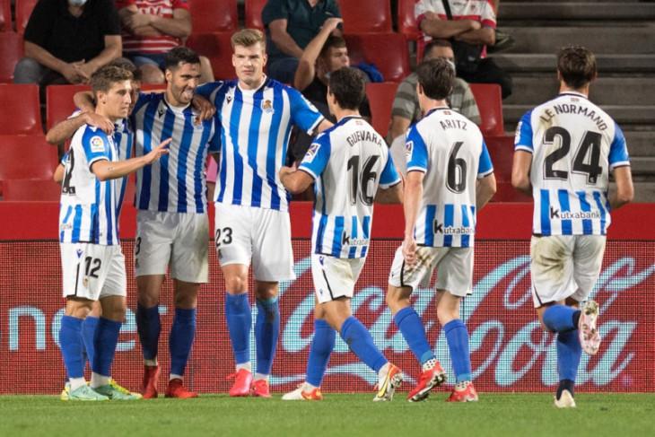 Sociedad ke posisi dua Liga Spanyol setelah tekuk Elche 1-0