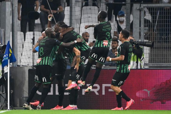 Liga Prancis, Lens akhiri perjalanan tak terkalahkan Marseille
