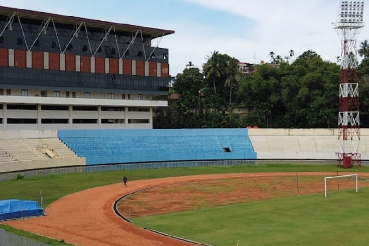 PON Papua -- Organizing committee limits soccer spectators