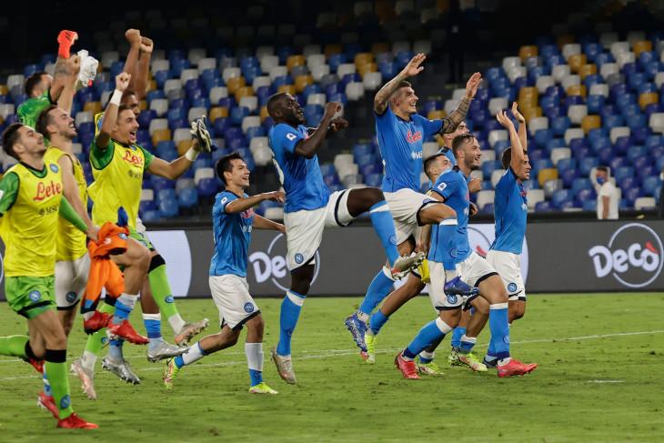 Napoli  hantam Cagliari 2-0