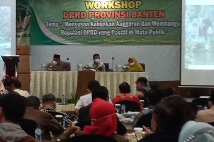 Anggota DPRD Banten tingkatkan kemampuan dalam penyusunan anggaran