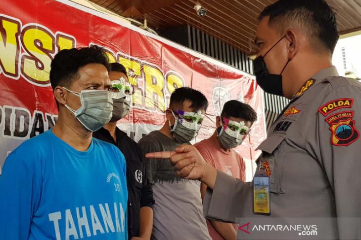 Polisi Jateng bongkar prostitusi sesama jenis di Solo