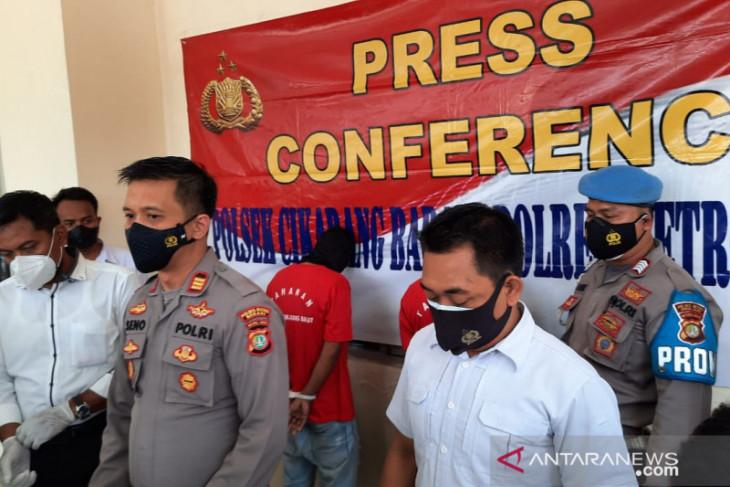Dua bandar ganja diringkus polisi di Bekasi