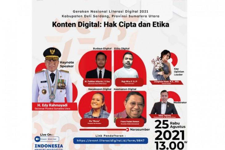 Tingkatkan terus kemampuan digital