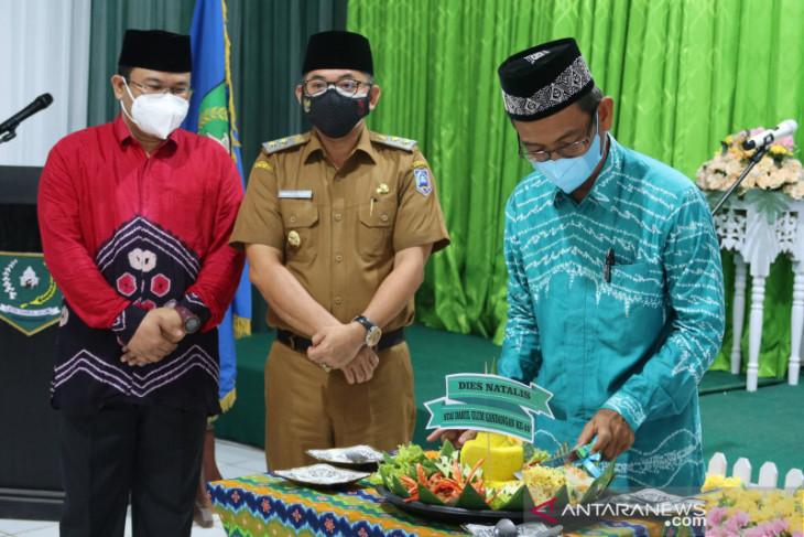 Wabup HSS hadiri dies natalis ke-35 tahun STAI Darul Ulum Kandangan