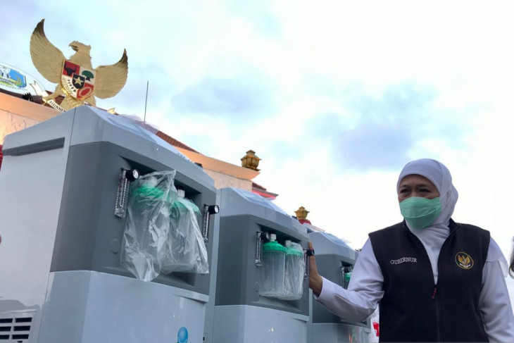 PON Papua: Pemprov Jatim kirim konsentrator oksigen untuk keperluan atlet
