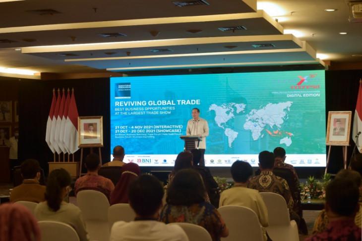 Menteri Perdagangan luncurkan Trade Expo Indonesia