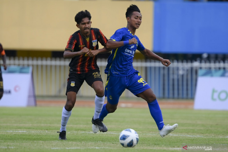 Sepak bola putra Jabar akan habis-habisan di laga sisa grup PON Papua