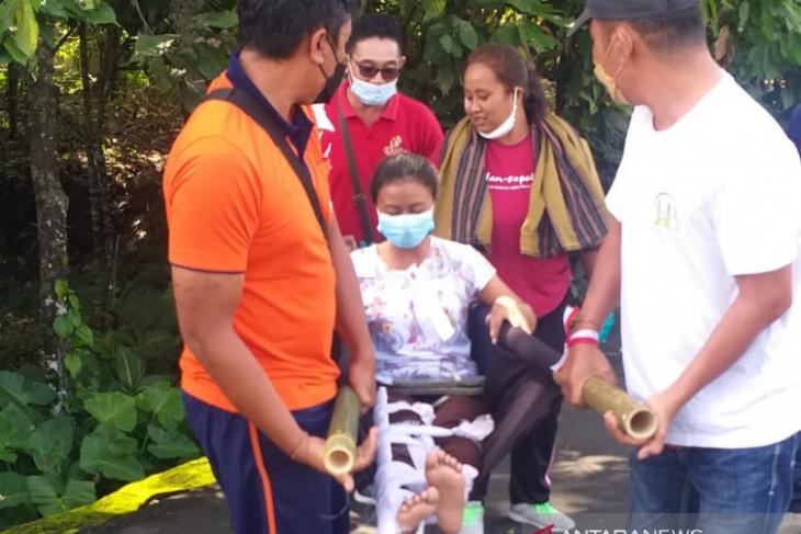 BPBD Kabupaten Badung buat simulasi penanganan bencana