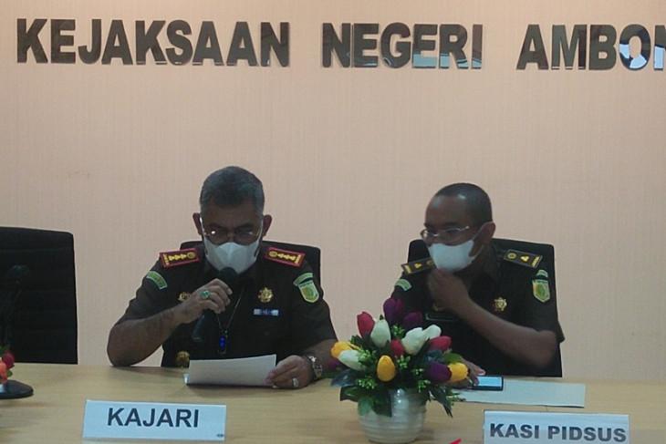Kejari Ambon selidiki korupsi anggaran jasa COVID-19 RSUD Umarella tegakkan hukum