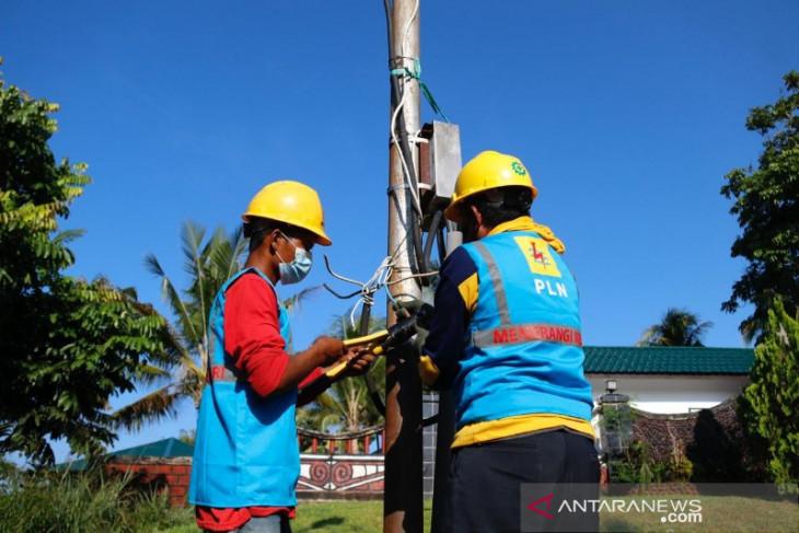 PLN selesaikan permohonan layanan multiguna 89 lokasi pendukung PON Papua