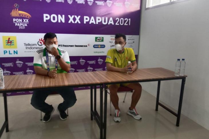 PON Papua - Tim Futsal Kalbar kalah dari Sumut