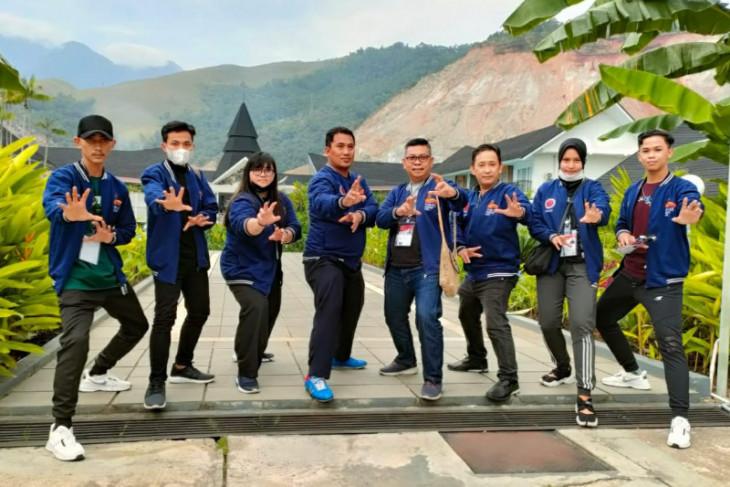 PON Papua - KONI Kalbar bangga atas prestasi atlet cabang olahraga hapkido