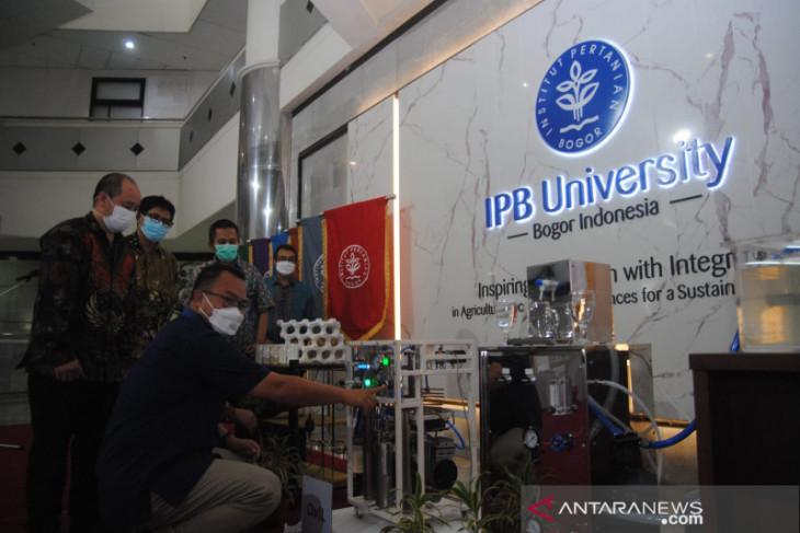 IPB bersama BRIN ciptakan mesin konsentrator oksigen