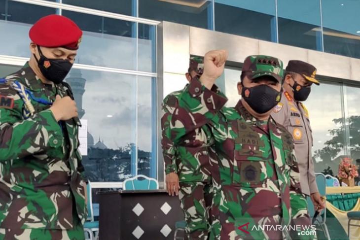 Marsekal Hadi tak mau berpolemik soal penyusupan PKI di tubuh TNI
