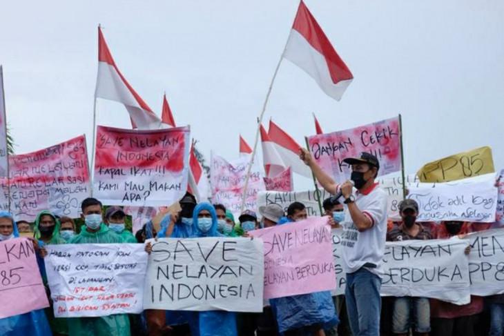Nelayan di Pemangkat, Kalbar minta pemerintah batalkan tarif PNBP
