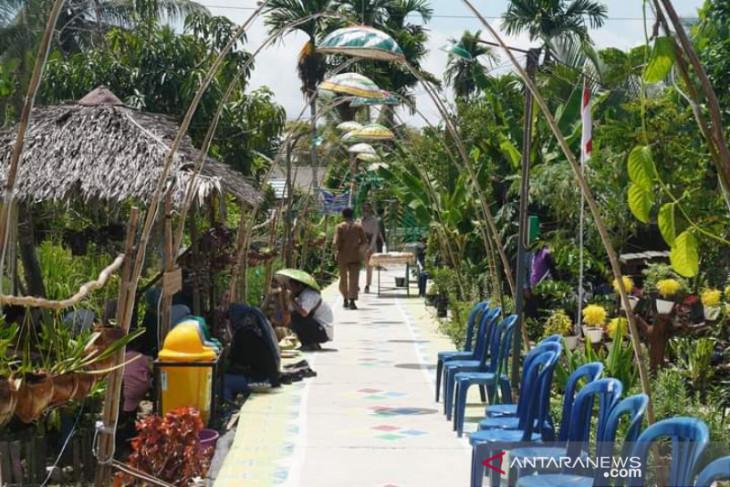 Banjarmasin opens Kuin Kacil, a new tourist destination