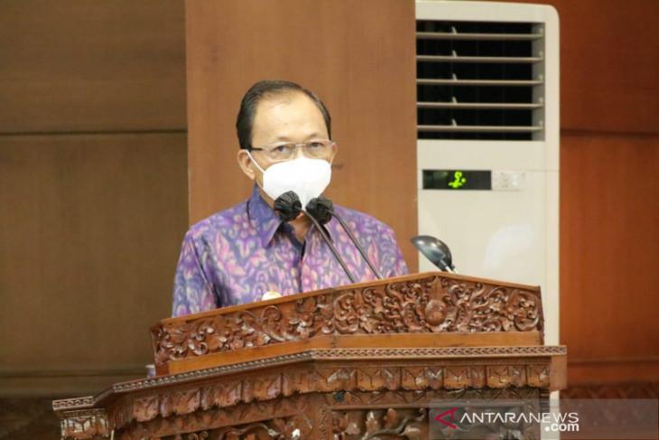 Pemprov Bali bicarakan pendapatan baru dari pelabelan produk ekspor