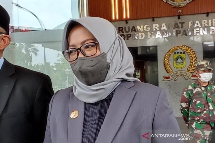 Bupati Bogor ingatkan warga waspadai banjir di 18 kecamatan pada 28-29 September