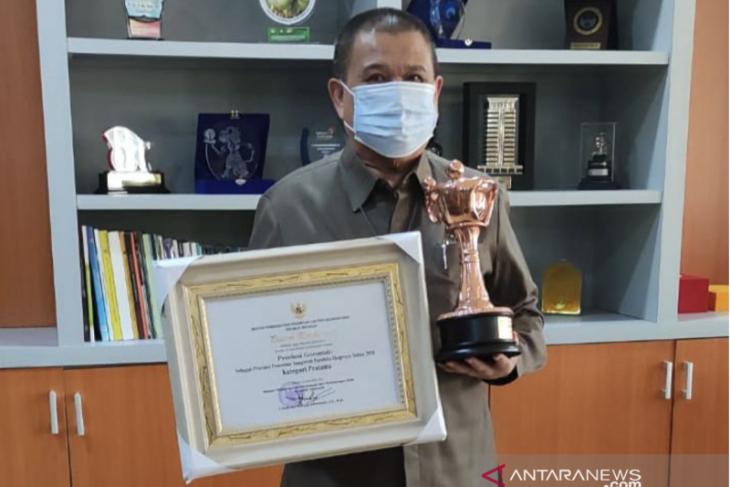 Pemprov Gorontalo raih anugerah Prahita Ekapraya 2020