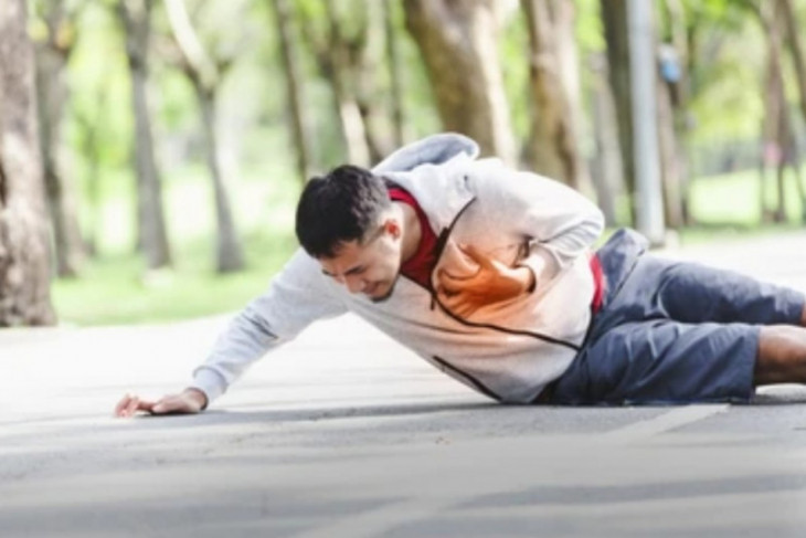 Gangguan jantung bisa terjadi saat berolahraga