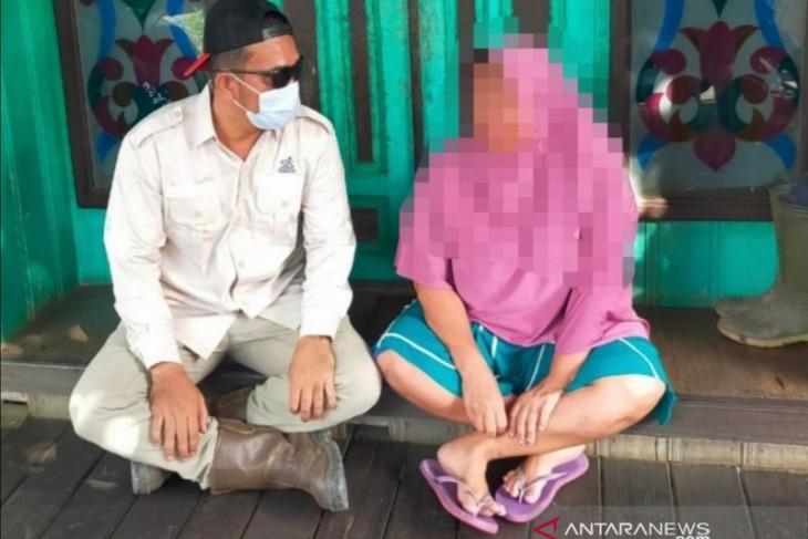 Jual sabu ke karyawan perusahaan sawit ibu rumah tangga di Tapin ditangkap polisi
