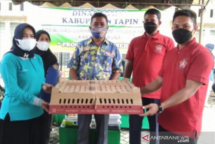 Tapin's Social Agency targets village youth to develop business