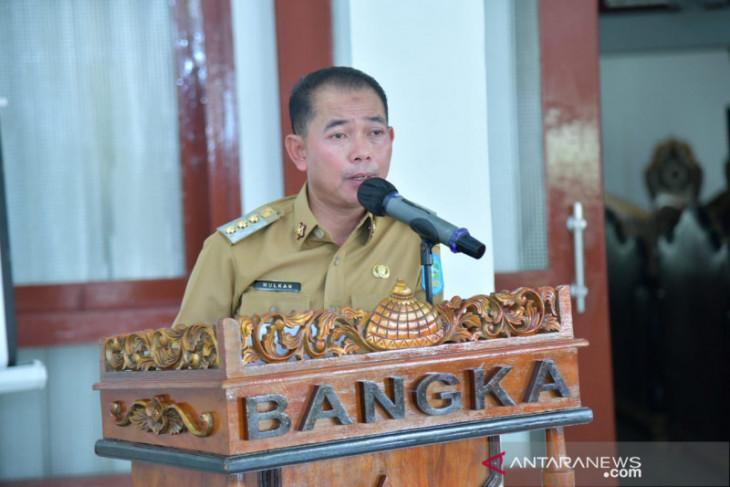 Bupati Bangka ajak tenaga pendamping profesional bangun desa