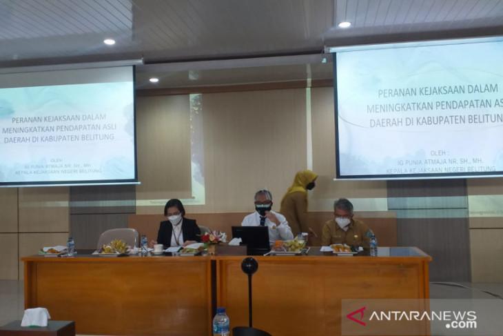 BPPRD Belitung: realisasi pajak daerah Kabupaten Belitung capai Rp56,79 miliar