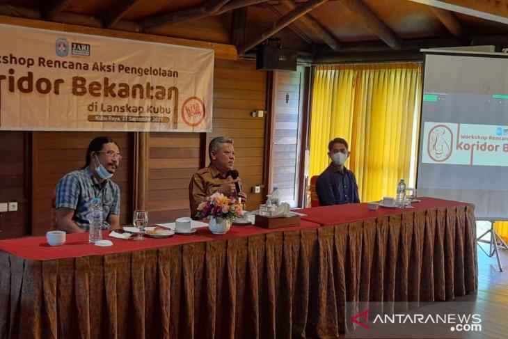 Pemerintah Kubu Raya dukung aksi pengelolaan koridor Bekantan