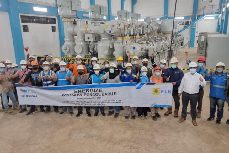PLN rampungkan dua proyek listrik tegangan tinggi kereta cepat