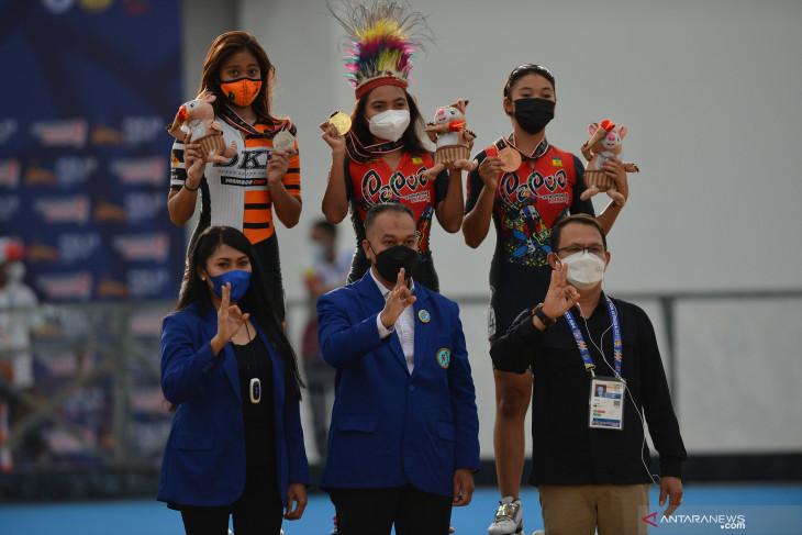 Governor lauds Papuan roller skating team's gold medal