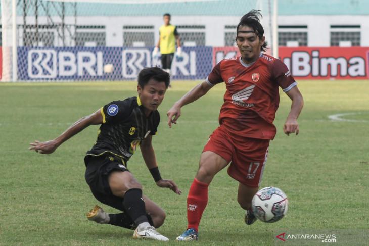 Kompetisi Liga 2 diizinkan bergulir kembali di luar Jawa