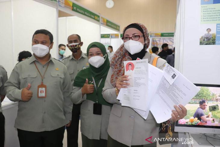 Serap tenaga kerja dan gaet mitra usaha, Polbangtan Bogor gelar Job Fair